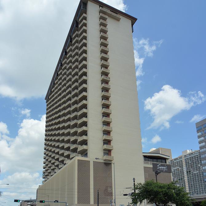 Apartments Downtown San Antonio: 2016 Main, Houston, Texas