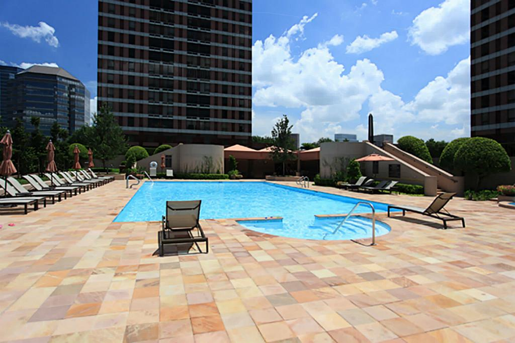 Four Leaf Towers For Sale And For Lease Houston Condo Network