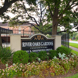 River Oaks Gardens For Sale and For Lease
