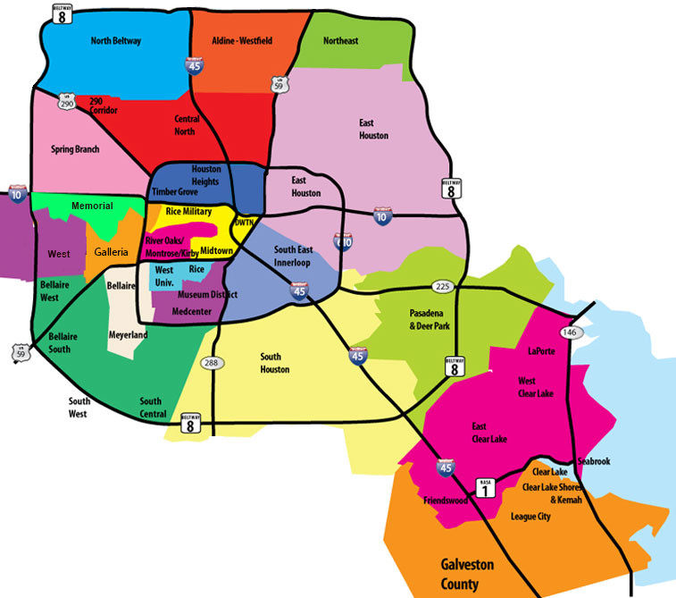 Houston, Texas Condos For Rent